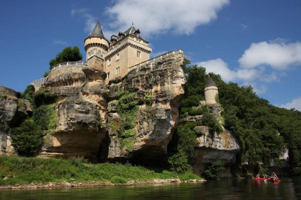Visite des châteaux de dordogne